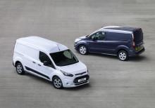 Täysin uusi Ford Transit Connect kuuluu luokkansa polttoainetaloudellisimpiin – parannusta yli 30 prosenttia nykyiseen malliin verrattuna