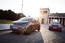 Ny rapport: BMW kör ifrån inom elektrifierad och självkörande mobilitet