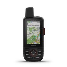 Uudessa GPSMAP® 66i:ssa yhdistyvät Garmin lippulaiva käsiGPS ja maailmanlaajuinen inReach -satelliittiviestintälaite