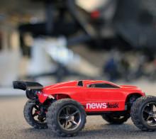 Vis hva du er god for– utfordre dine konkurrenter i bilkjøring på Nordiske Mediedager