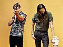 "Johnossi avslutar året med EP:n ""Live in Berlin"""