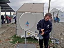 Eutelsat zaangażowany w sprawy Télécoms Sans Frontières