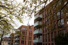 Midrocs nya bostäder vinner Trelleborgs Samhällsbyggnadspris