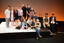 Northumbria Performing Arts students take to the Northern Stage