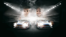 Bäckman Racing siblings sign deal with Target Competition