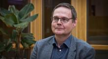 Universitetsstyrelsen enig om Johan Sterte som ny rektor