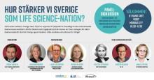Pressinbjudan: LIFs seminarier i Almedalen 2018