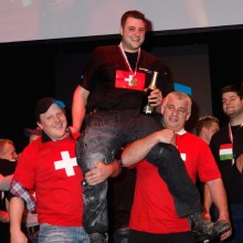 TYROLIT CUTTING PRO EUROPEAN CHAMPION 2014 ER KÅRET
