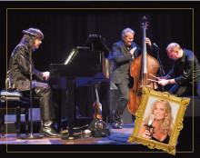 """Robert Wells 30 år som artist på höstturné """"30th Anniversary"""" tillsammans med sin trio och Maria Wells, premiär 5 oktober!"""
