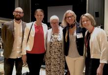 Svenska samverkansprojekt visas upp i USA