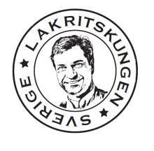 Lakritskungens Salta Riksdaler är utvald för testförsäljning hos Kaiser Tengelman!