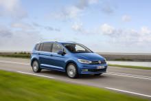 Ny Volkswagen Touran fra 299.996 kr.