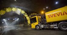 Tunneltvätt i Stockholm