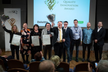 Årets vinnare av Quality Innovation Award inger stort framtidshopp
