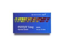 Esmya® godkänt av EMA för behandling av myom