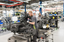 Stora investeringar i CLAAS traktorfabrik