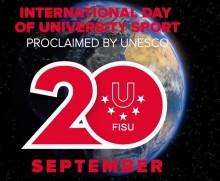 Pressinbjudan: fira International Day of University Sport med oss i Uppsala!