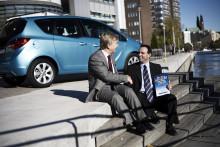 Opel Meriva utsedd till Årets Familjebil och och dessutom tilldelad Den Gyllene Ratten