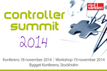 Controller Summit 2014 - din roll som controller
