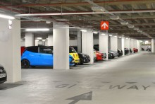 Sharpen up your parking skills at Cardiff Bay with Q-Park!
