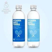 Vitamin Well och världseliten på plats under Intrum Stockholm Open