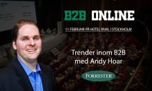 Trender inom B2B e-handel