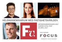 Focus Neon partner på Göteborgsmarknaden 2017