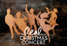 Lifeline Entertainment presenterar The Real Group Christmas Concert