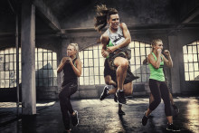 Why getting 'fighting fit' is the way to go