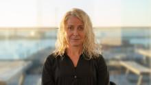 Sisse Mai: Ny CFO med blå baggrund
