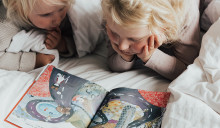 Årets tio titlar för Bok Happy Meal presenteras - 20,5 miljoner barn- och bilderböcker sedan 2001