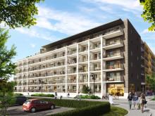 Riksbyggen säljstartar tre nya bostadsprojekt i Uppsala