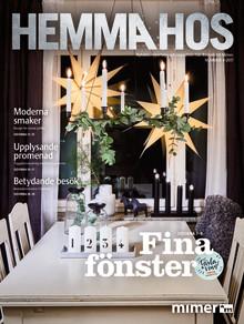 Vinternumret av Hemma Hos nr 4-2017