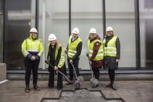 Westfield Mall of Scandinavia väljer biogas och gasnätet byggs ut i Solna