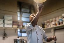 Uppsalas bästa, och landets åttonde bästa, pizzeria heter Food Court G:a Uppsala