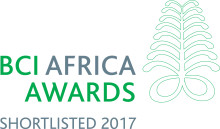 Shortlist announced for the BCI Africa Awards