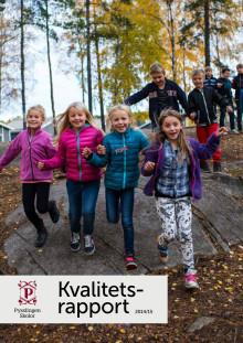 Kvalitetsrapport 2014/15 - Pysslingen Skolor