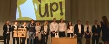 Helsingborgselever i debattävling med namnkunnig jury