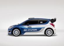 Hyundai tilbake i WRC rally