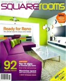 Evorich Flooring on SquareRooms Magazine Nov 2012