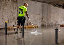 Hur du lyckas med en stor golvläggning