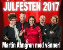 Julfest med Martin Almgren och vänner