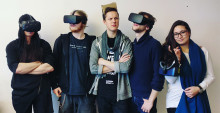 Mostly Harmless Games releases their first VR game