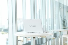 Power in Motion: boost your productivity with new VAIO S Series