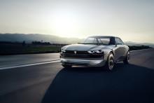 Peugeot e-LEGEND CONCEPT - #Unboring the future