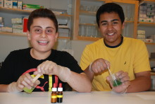 Elever på Tallbohovskolan i Järfälla nöjda med sommarhögskola