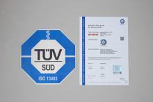 電動車いすなどのJWビジネス部が「ISO13485:2003」認証を取得 医療機器の品質保証のための国際標準規格