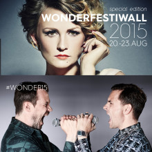 Stine Bramsen & De Eneste To til Wonderfestiwall
