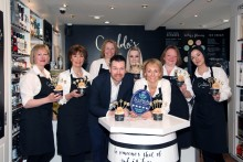 Family business scoops top award!