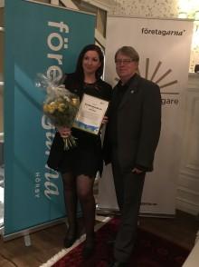Skånes Djurpark prisas som Årets Höörsambassadör på stor guldfest